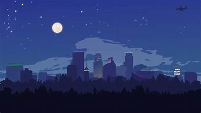Silent Night Minneapolis Wallpapers Desktop Backgrounds Minimalist