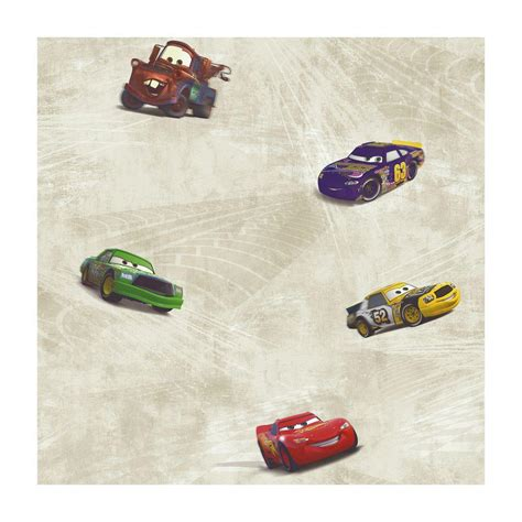 Disney Cars Racing Wallpaper-dk6119