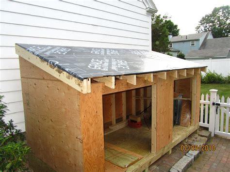 decorating cool design  shed roof framing
