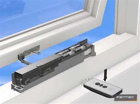 fentec axa wireless window opener installation guide youtube