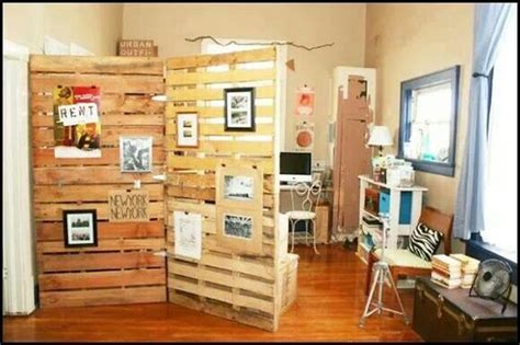 Pallet Walls Pallets And Crafts On Pinterest