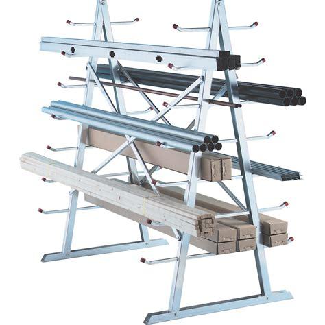 metal storage rack west horizontal storage rack 5ft x 3ft x 5 1 2ft size