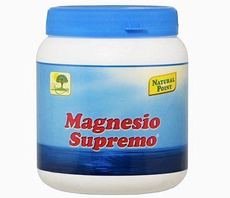 Magnesio Supremo In Farmacia by Le Migliori E Le Peggiori Forme Di Integratori Di Magnesio