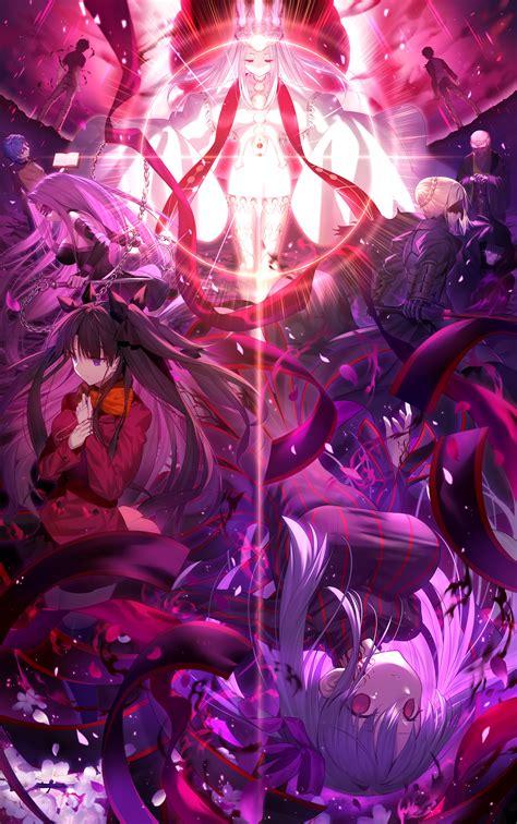 wallpaper fate series matou sakura tohsaka rin