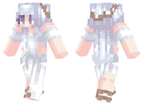 ice crystals minecraft skins