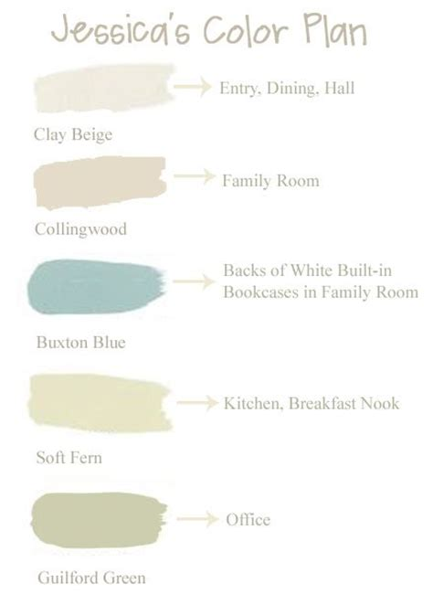 a whole house paint color plan paint colors lakes and
