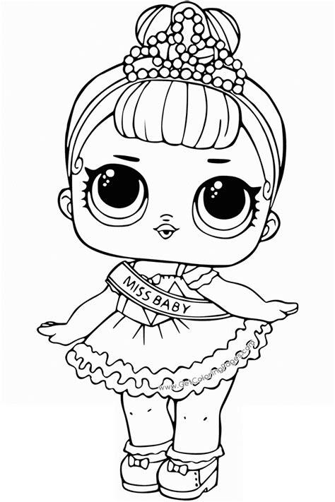 disegni lol da stare gratis disegni da colorare bambola lol sta