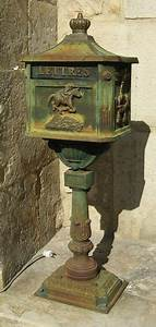 Boite Aux Lettres Vintage : caylus bo te aux lettres you 39 ve got mail pinterest on photos and letters ~ Teatrodelosmanantiales.com Idées de Décoration
