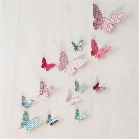 deco papillon en papier je confectionne des papillons en papier prima