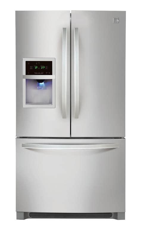 best door refrigerators kenmore door refrigerator 26 7 cu ft 70313 sears