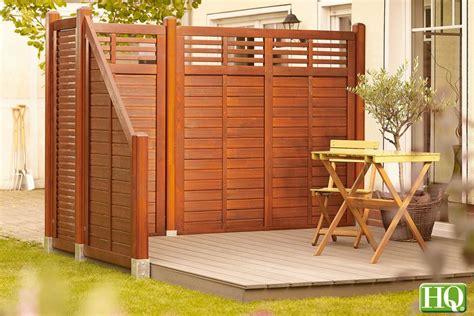 Sicht & Windschutz  Maag Holz Und Bau