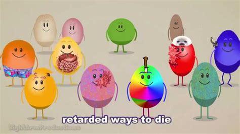 Retarded Ways To Die — Dumb Ways To Die Parody Youtube