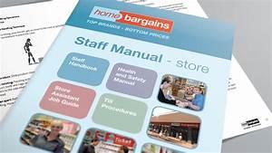 Employee Handbook Design Cheshire  U0026 London Uk
