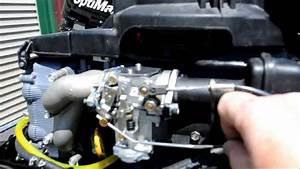 2001 15 Hp4 Stroke Mercury Outboard Problems