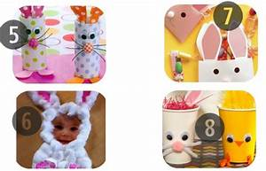 Fun Activity for Preschoolers: 25 Easter Crafts for Toddlers