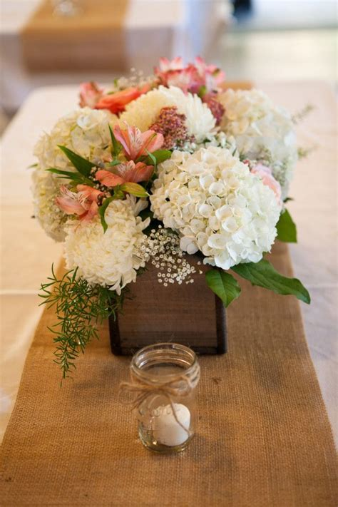 Dining Room Table Centerpiece Ideas Unique by 20 Best Wooden Box Wedding Centerpieces For Rustic