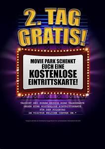 Movie Park Online Tickets : sunshine ticket 2018 im movie park 2 besuch gratis ~ Eleganceandgraceweddings.com Haus und Dekorationen