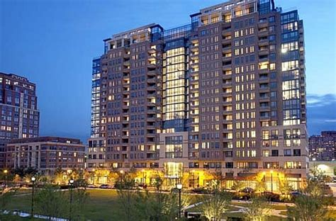 Appartments In The City by Construction To Begin On Pentagon City Apartments By End