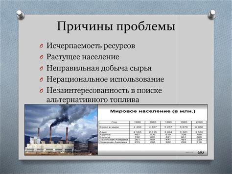 Проблемы и перспективы современной энергетики online presentation