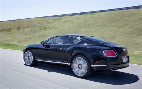 bentley continental gt w12 le mans edition 2014 widescreen