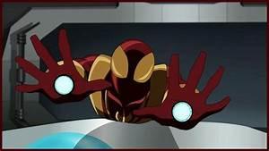 "Spider-Man Meets Iron Man in ""Flight of the Iron Spider ..."