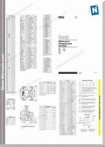 Caterpillar 938f Wheel Loader It38f Wiring Diagram