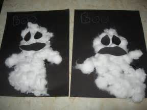 Halloween Ghost Arts and Crafts Ideas