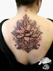 Fleur Lotus Tatouage : tatouage fleur de lotus 08 inkage ~ Mglfilm.com Idées de Décoration