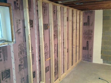 insulate basement walls  creative mom