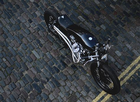 The Honda Cx500 Type 8 Custom Motorcycle By Auto Fabrica