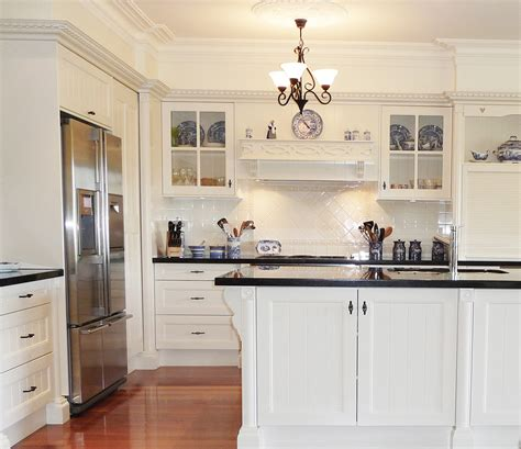 Kitchen In Style by How To Enhance My Iconic Queenslander Kitchen Style