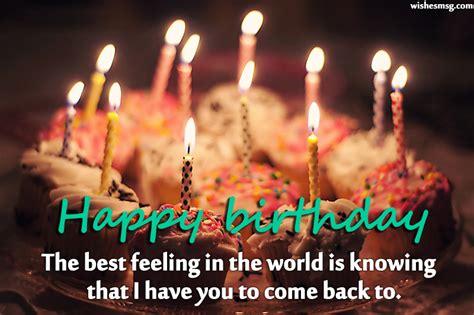 birthday wishes messages  fiance wishesmsg