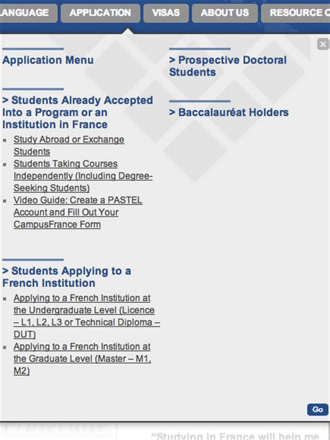 how to apply to master s programs at universities