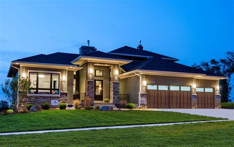 plan ab amazing prairie style home plan prairie style houses prairie house house floor