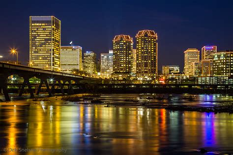 lights in richmond va richmond dusk to deb snelson photography