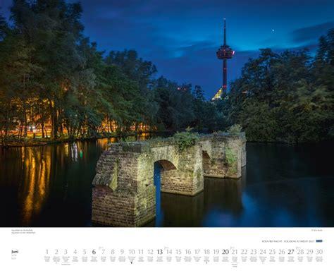 """Am samstag lag der wasserstand bei 6,58 metern. Kalender 2021 """"Köln bei Nacht"""""""