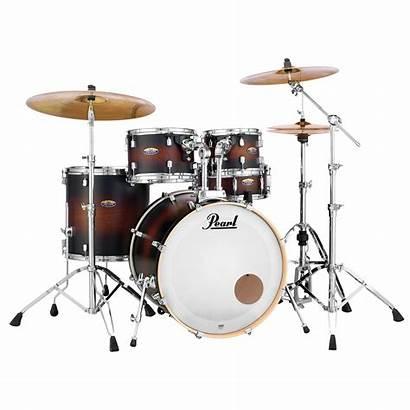 Pearl Decade Maple Drum Kit C260 Drums