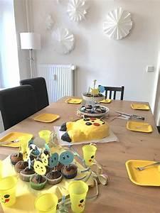 Deko Geburtstag 1 : pokemon party zum kindergeburtstag mit deko spielen kuchen mamaskind ~ Markanthonyermac.com Haus und Dekorationen