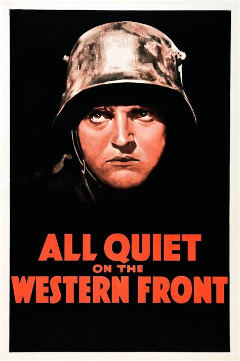 All Quiet on the Western Front (1930) HD1080p | Drama ...