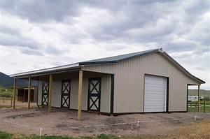 horse pole barn mqs idaho montana e washington With barn builders idaho