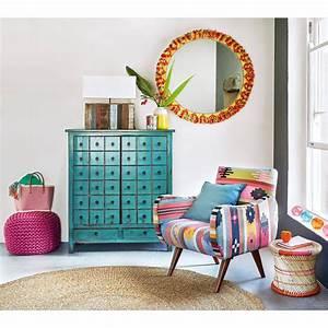 Maison Du Kilim : fauteuil kilim maison du monde ventana blog ~ Zukunftsfamilie.com Idées de Décoration