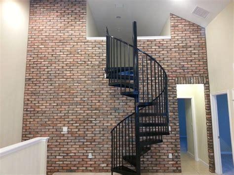 interior brick wall interior brick veneers the secrets to amazing interior