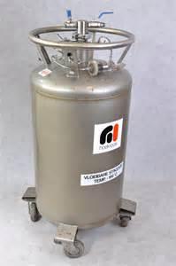 Liquid Nitrogen Tank Pressure