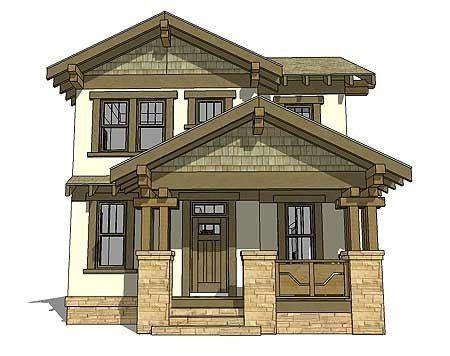 elegant narrow lot house plans craftsman  home plans design
