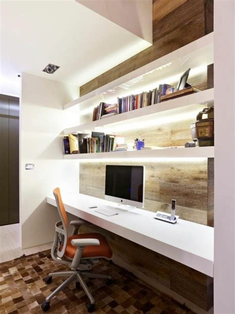 bureau design contemporain le mobilier de bureau contemporain 59 photos inspirantes