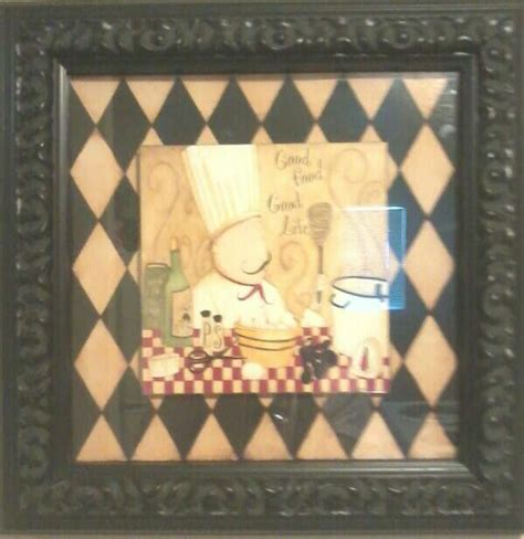 Chef Decor Hobby Lobby by Chef Decor Bought At The Store Quot Home Goods