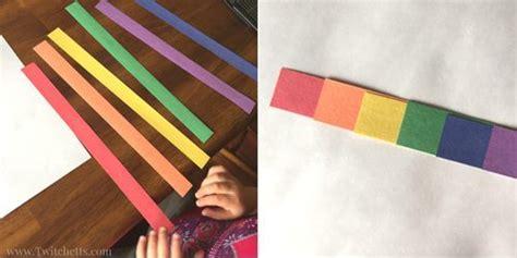 simple  rainbow art   amazing twitchetts