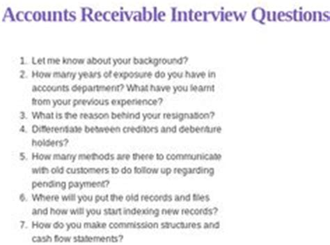 Accounting Clerk Questions by Pin By Questions On Accounting