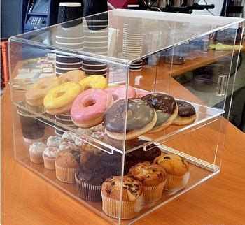Acrylic Cake/donut/muffin Display Cabinet   Buy Donut