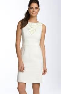 white dress for wedding shower bridal shower dresses wedding style inspirations